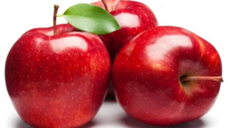پرطرفدارترین سیب قرمز و سیب زرد در ایران