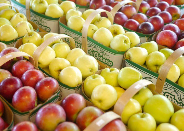 خرید اینترنتی سیب زرد با قیمت ارزان